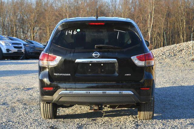 2014 Nissan Pathfinder S Naugatuck, Connecticut 3