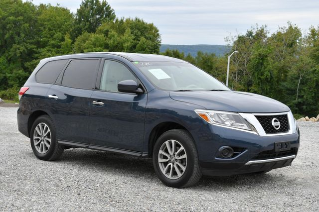 2014 Nissan Pathfinder S Naugatuck, Connecticut 6