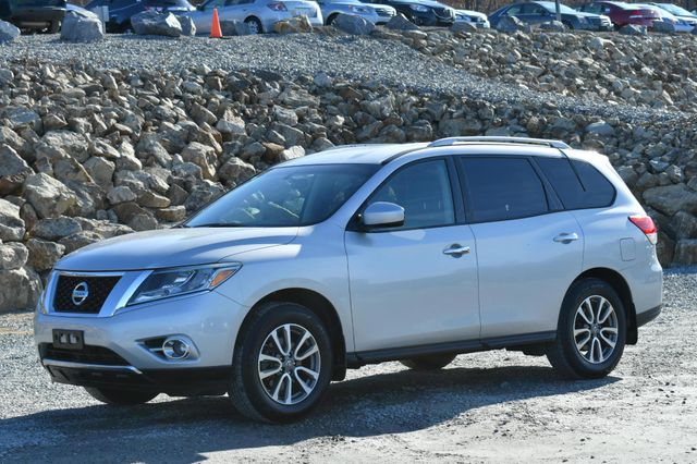 2014 Nissan Pathfinder SV Naugatuck, Connecticut 0