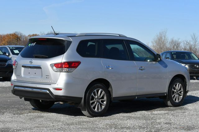 2014 Nissan Pathfinder SV Naugatuck, Connecticut 4