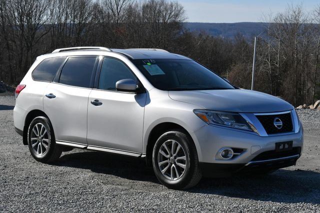 2014 Nissan Pathfinder SV Naugatuck, Connecticut 6