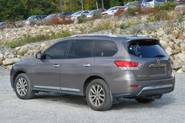 2014 Nissan Pathfinder SL 4WD Naugatuck, Connecticut 4