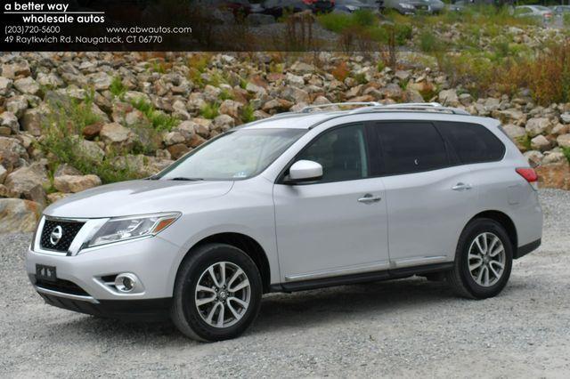 2014 Nissan Pathfinder SL Naugatuck, Connecticut