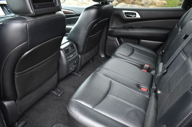 2014 Nissan Pathfinder Platinum 4WD Naugatuck, Connecticut 13