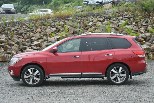 2014 Nissan Pathfinder Platinum 4WD Naugatuck, Connecticut 3