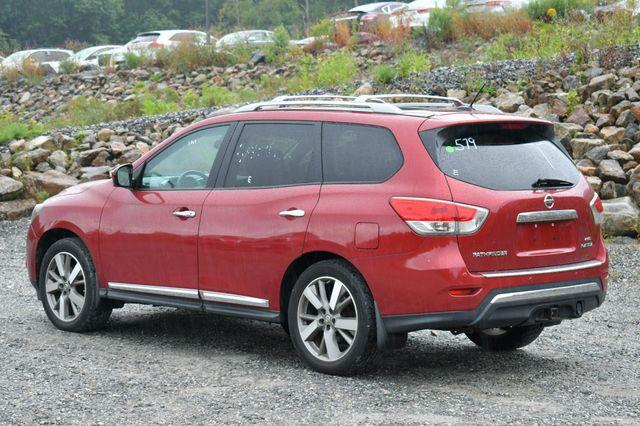 2014 Nissan Pathfinder Platinum 4WD Naugatuck, Connecticut 4