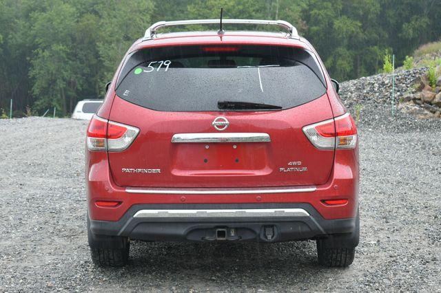 2014 Nissan Pathfinder Platinum 4WD Naugatuck, Connecticut 5
