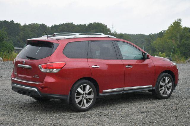 2014 Nissan Pathfinder Platinum 4WD Naugatuck, Connecticut 6