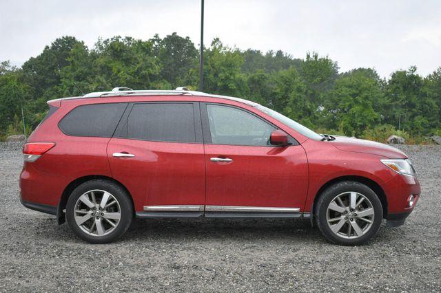 2014 Nissan Pathfinder Platinum 4WD Naugatuck, Connecticut 7