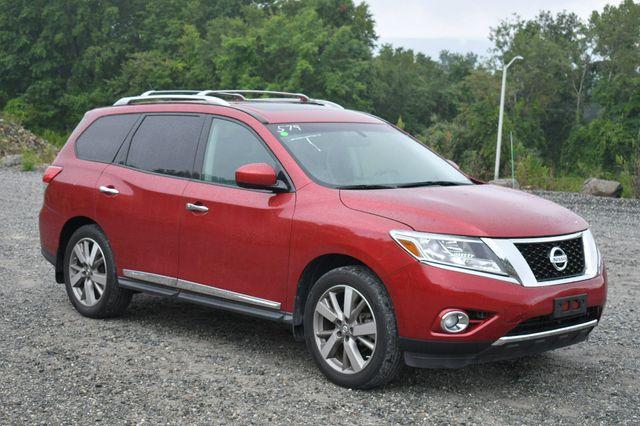 2014 Nissan Pathfinder Platinum 4WD Naugatuck, Connecticut 8