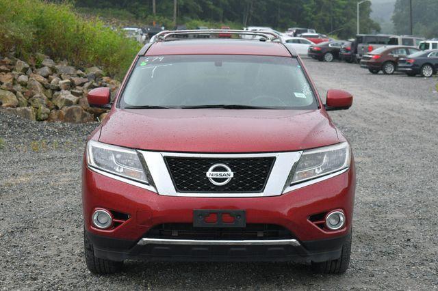 2014 Nissan Pathfinder Platinum 4WD Naugatuck, Connecticut 9