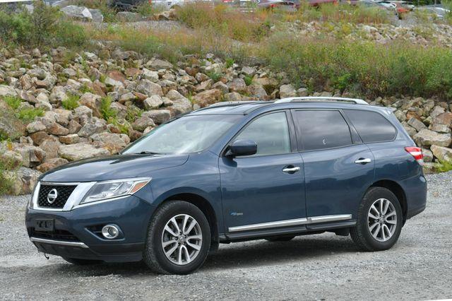 2014 Nissan Pathfinder SL Hybrid Naugatuck, Connecticut 2