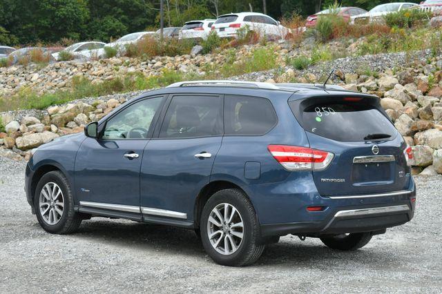 2014 Nissan Pathfinder SL Hybrid Naugatuck, Connecticut 4