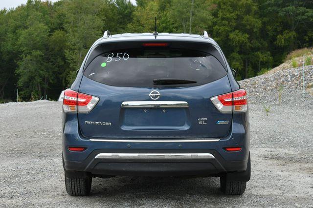 2014 Nissan Pathfinder SL Hybrid Naugatuck, Connecticut 5