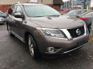 2014 Nissan Pathfinder Platinum New Brunswick, New Jersey 2