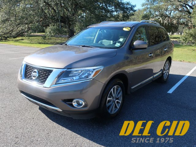 2014 Nissan Pathfinder SL in New Orleans, Louisiana 70119