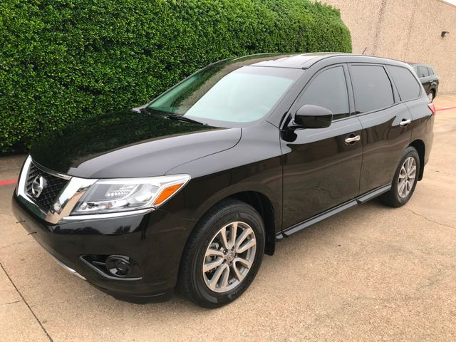 2014 Nissan Pathfinder S w/3rd Row**Must Go**1-Owner**Service History in Plano, Texas 75074