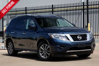 2014 Nissan Pathfinder SV 4x4*3rd Row*BU Cam*Leather*Ez Finance* | Plano, TX | Carrick's Autos in Plano TX
