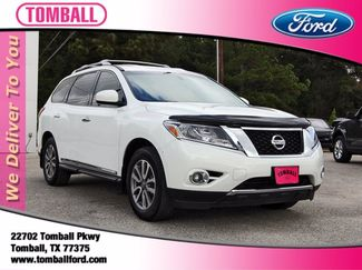 2014 Nissan Pathfinder SL in Tomball, TX 77375