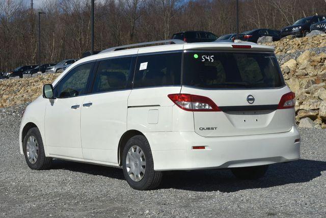 2014 Nissan Quest S Naugatuck, Connecticut 2