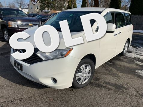 2014 Nissan Quest S in West Springfield, MA