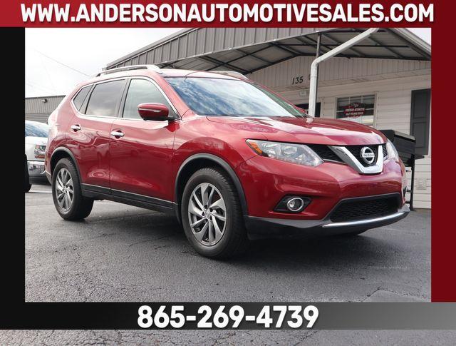 2014 Nissan Rogue SL in Clinton, TN 37716