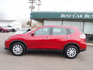 2014 Nissan Rogue S Englewood, CO 8