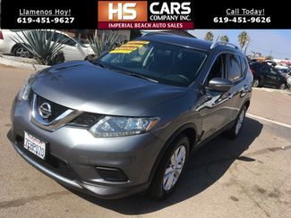 2014 Nissan Rogue SV Imperial Beach, California