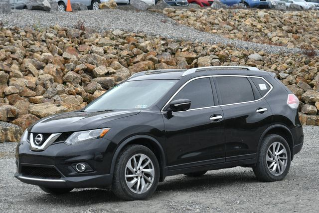 2014 Nissan Rogue SL Naugatuck, Connecticut