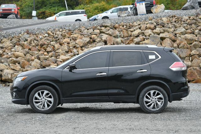 2014 Nissan Rogue SL Naugatuck, Connecticut 1