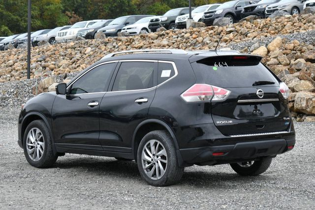 2014 Nissan Rogue SL Naugatuck, Connecticut 2