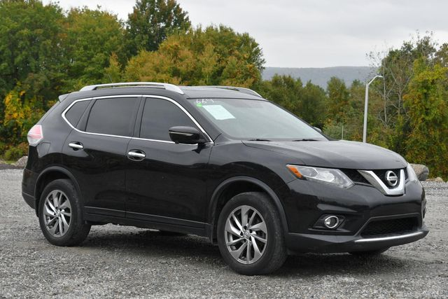 2014 Nissan Rogue SL Naugatuck, Connecticut 6