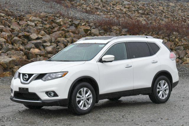 2014 Nissan Rogue SV Naugatuck, Connecticut 2