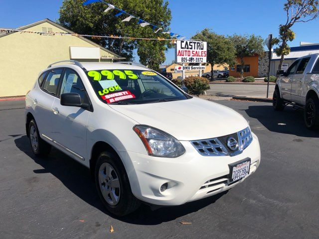 2014 Nissan Rogue Select S in Arroyo Grande, CA 93420