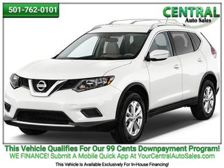 2014 Nissan Rogue Select S | Hot Springs, AR | Central Auto Sales in Hot Springs AR