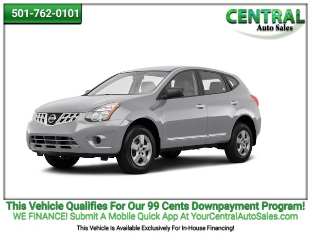 2014 Nissan Rogue Select S   Hot Springs, AR   Central Auto Sales in Hot Springs AR