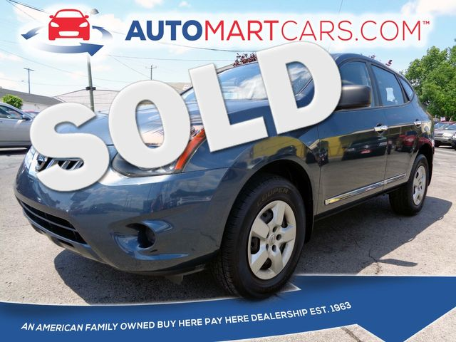 2014 Nissan Rogue Select S in Nashville, Tennessee 37211