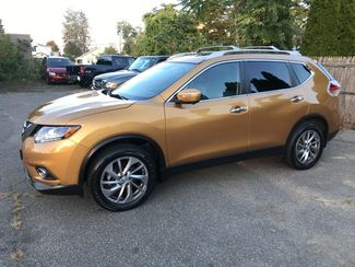 2014 Nissan Rogue SV  city MA  Baron Auto Sales  in West Springfield, MA