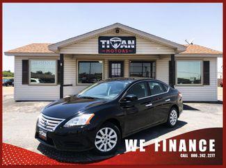 2014 Nissan Sentra S in Amarillo, TX 79110
