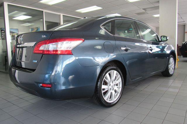 2014 Nissan Sentra SL Chicago, Illinois 6