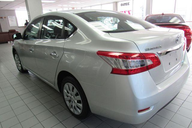 2014 Nissan Sentra SV Chicago, Illinois 5