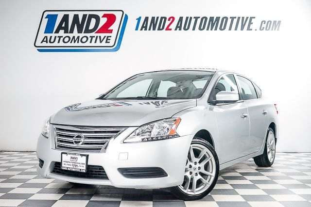 2014 Nissan Sentra S CVT in Dallas TX