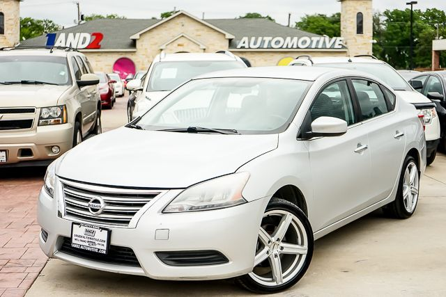 2014 Nissan Sentra S CVT in Dallas TX