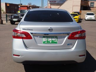 2014 Nissan Sentra S Englewood, CO 6