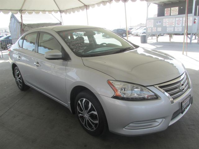 2014 Nissan Sentra SV Gardena, California 3