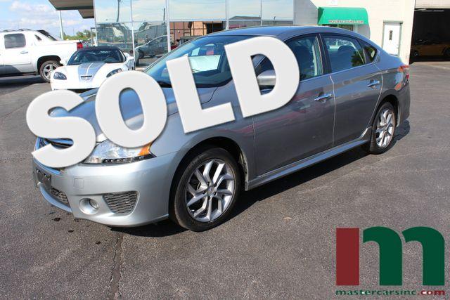 2014 Nissan Sentra SR | Granite City, Illinois | MasterCars Company Inc. in Granite City Illinois