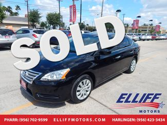 2014 Nissan Sentra SV in Harlingen TX, 78550