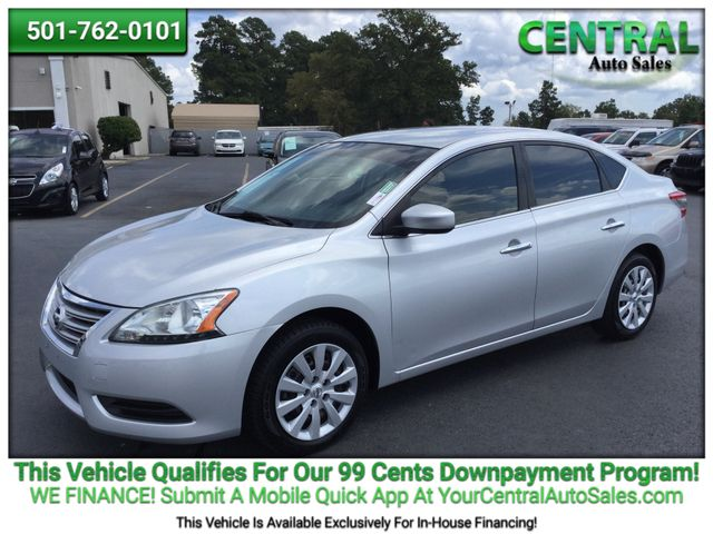 2014 Nissan SENTRA  | Hot Springs, AR | Central Auto Sales in Hot Springs AR