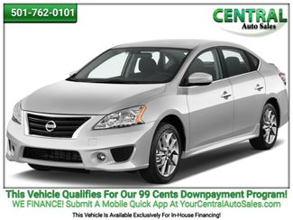 2014 Nissan Sentra SR | Hot Springs, AR | Central Auto Sales in Hot Springs AR