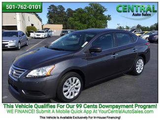 2014 Nissan Sentra in Hot Springs AR